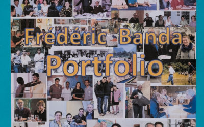 Mon portfolio : Entre accompagnement et confiance